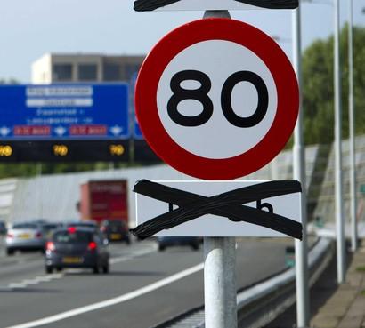 Rijkswaterstaat wil geen 80 kilometer op Coenbrug