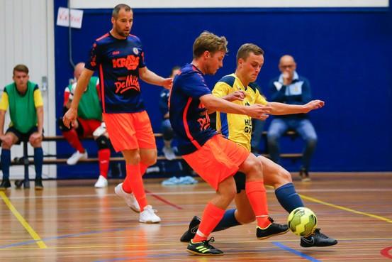 Veerhuys verspeelt voorsprong en opent de competitie met gelijkspel tegen ZVV Volendam