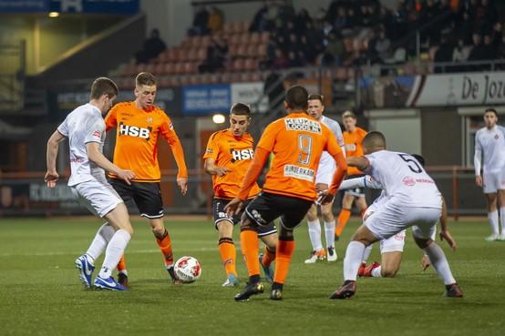 Vissersderby tussen FC Volendam en Telstar niet goed, wel boeiend
