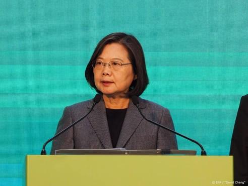 President: Taiwan is al een onafhankelijk land