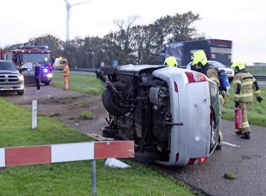 Tweede Kamer wil onderzoek naar N9 tussen Alkmaar en Den Helder, waar dit jaar zo'n twintig ongelukken plaatsvonden
