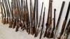 Rechtbank mild voor verzamelaar wapens: Enkhuizer hoeft niet meer te zitten