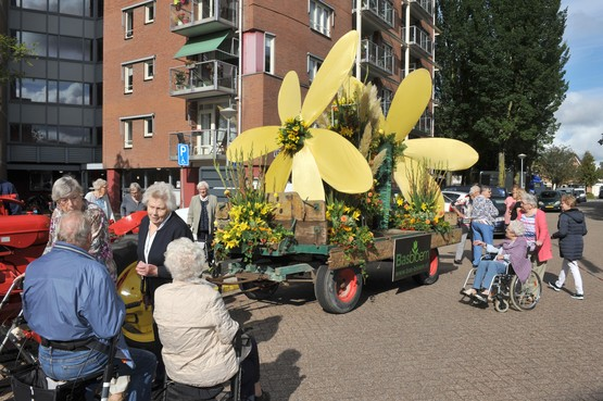 Kennemer Bloemenshow trapt af bij Westerheem