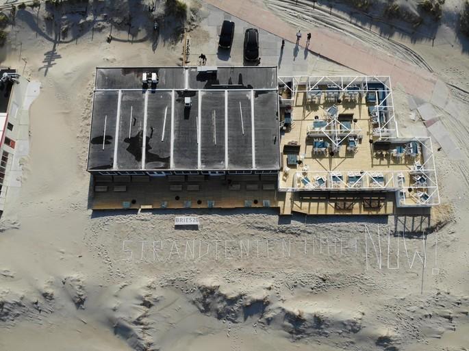 Bij badplaatsen en strandexploitanten staat het water aan de lippen; zij willen extra steun tijdens coronacrisis [video]