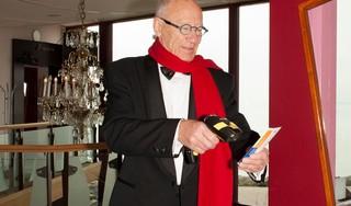 Overleden: Jan Hirschfeldt, de echte onderwijsman en ultieme verwelkomer in het Park