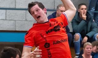 Volendam-speler Marnix Roos bij voorlopige selectie Nederlands handbalteam; 'Heel blij dat ik er bij zit, maar ik reken nergens op'