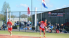 Tennisclub Zaansport voorloper in coronatijd; veel Zaanse clubs doen mee aan 'Zomerchallenge' of 'Balletje slaan' [video]