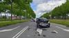 Grote ravage bij kettingbotsing in Hoofddorp; drie auto's op elkaar gebotst