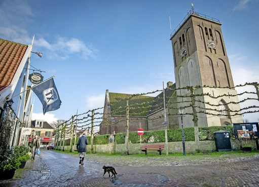 Texels mooiste is 'niet mooi genoeg'. Oosterend wil meer bloemen
