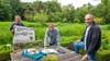 'Rivierkreeft verjaagt paling, snoek en voorn.' Boek verkrijgbaar over 65 jaar heemtuin in Zaandam