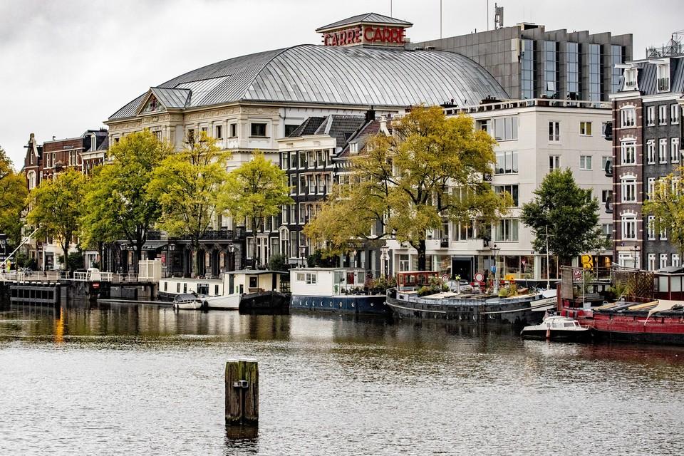 Theater Carré is de plek waar woensdag afscheid genomen kan worden van Peter R. de Vries.