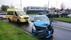 Twee auto's tollen om hun as bij aanrijding in Heerhugowaard
