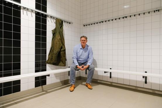 Nieuwbouw kleedkamers zorgt bij Hoornse voetbalclub Always Forward voor broodnodige extra ruimte