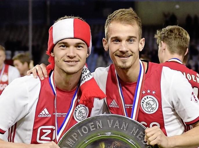 Ajacied Cerny voetbalt volgend seizoen bij FC Utrecht