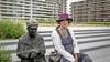 Zandvoort door de ogen van kunstenaar Marlène Sjerps: 'Deel boulevard is een verschrikking'