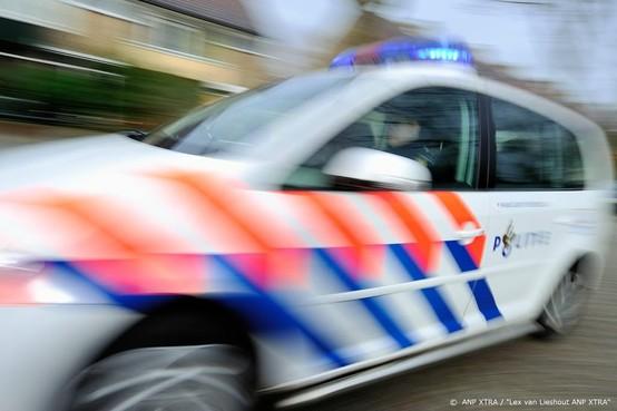 Dief raakte eerst boom voor botsing met politie