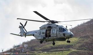 Crash marinehelikopter waarschijnlijk niet door storing