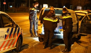 Politie haalt drugsrijder van de weg na turbulente achtervolging in Den Helder. Ook bijrijder onder invloed