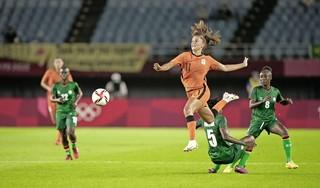 Leeuwinnen zijn klaar voor een overwinning op de wereldkampioen. 'Het gaat een clash worden, zoveel is zeker'