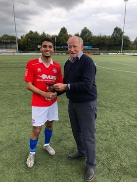 Speler van de week: Mohamed Chih van Hoofddorp