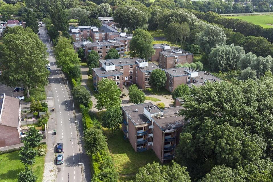 De Vluchthoef in Alkmaar.