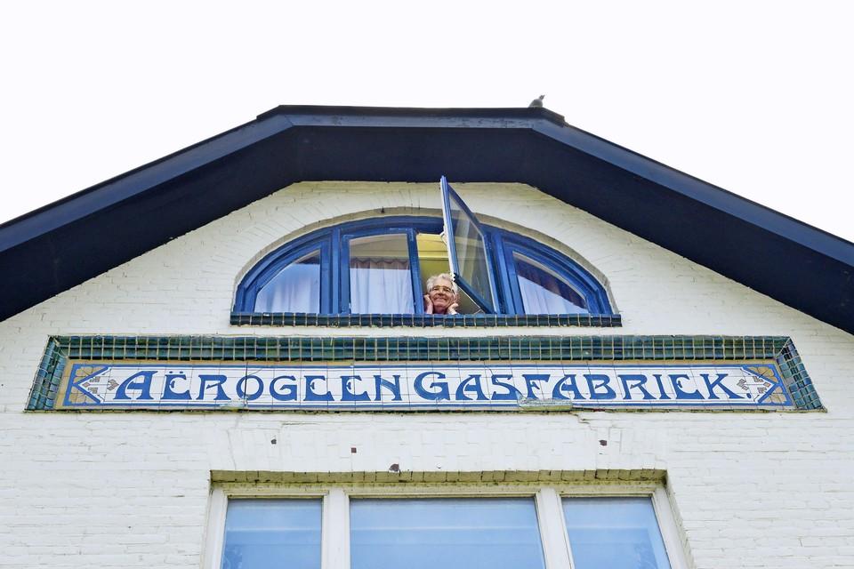 Theo de Graaf woont zelf nog in de bovenwoning.