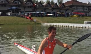 Bram Brandjes: 'In Nederland is kanoën een elitesport'