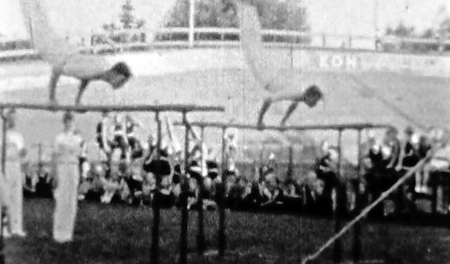 Bewegend Verleden: demonstratie van Turnlust in Alkmaar, 1935 [video]