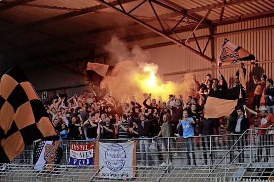 Excelsior wil FC Volendam-Zwarte pieten niet: door zwart gezicht zijn ze onherkenbaar
