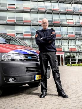 Koninklijk onderscheiden brandweerman Jan van der Blom nog lang niet uitgeblust