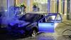 Opnieuw autobrand in Helderse visbuurt, voertuig ook ditmaal niet meer te redden
