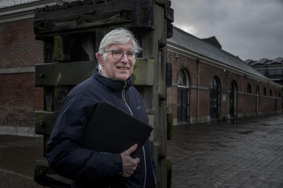 Paul Schaap wil de bestuursrechter vragen een uitspraak te doen over de plannen voor een stadhuis op Willemsoord.