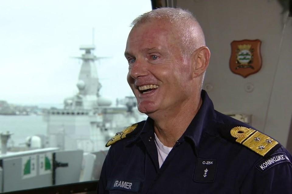 Viceadmiraal Rob Kramer