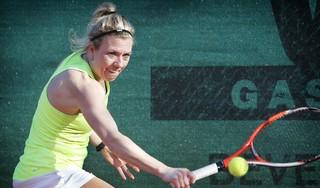 Kim van der Horst eindigt met hoofdklasser Bakkum in afgebroken tenniscompetitie als zevende: 'Ik dacht eigenlijk dat het weer de spelbreker zou worden en niet corona'