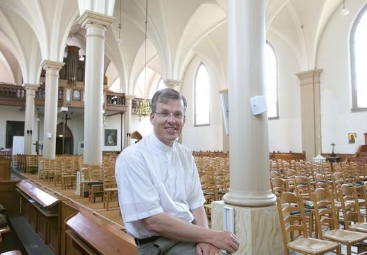 Rudolf Scheltinga blijft in Egmond en wordt geen bisschop van Utrecht