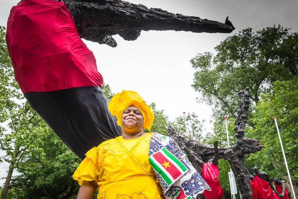 Keti Koti wordt elk jaar uitbundig gevierd en herdacht.