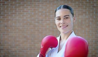 Karateka Lynn Snel (23) slaagt er niet in om zich te plaatsen voor Tokio