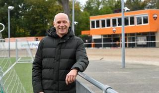 John Klaver was de topscorer in de glorietijden van Jong Holland en AFC'34: ,,Ik had maar één focus: die bal moet erin''
