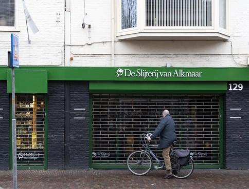 De Slijterij van Alkmaar failliet