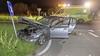 Auto crasht op Zeeweg in Overveen, bestuurder aangehouden