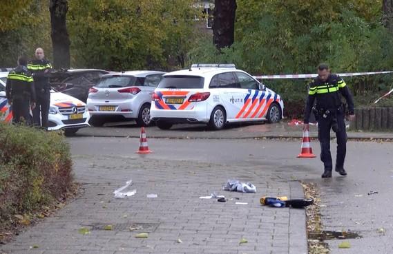 Schietpartij in Alkmaarse woonwijk vlak bij school heeft impact: 'Je wilt niet dat jonge kinderen dit op hun netvlies hebben'