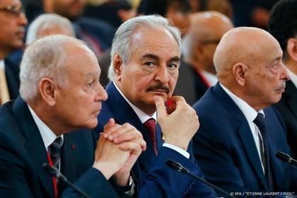 'Libische generaal Haftar in Griekenland voor topoverleg'