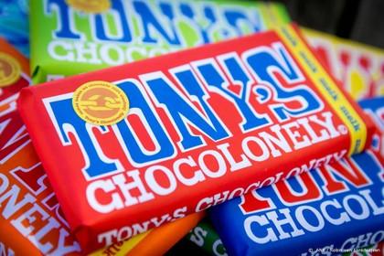 Kleine chocolademerken zoals Tony duurzaamst