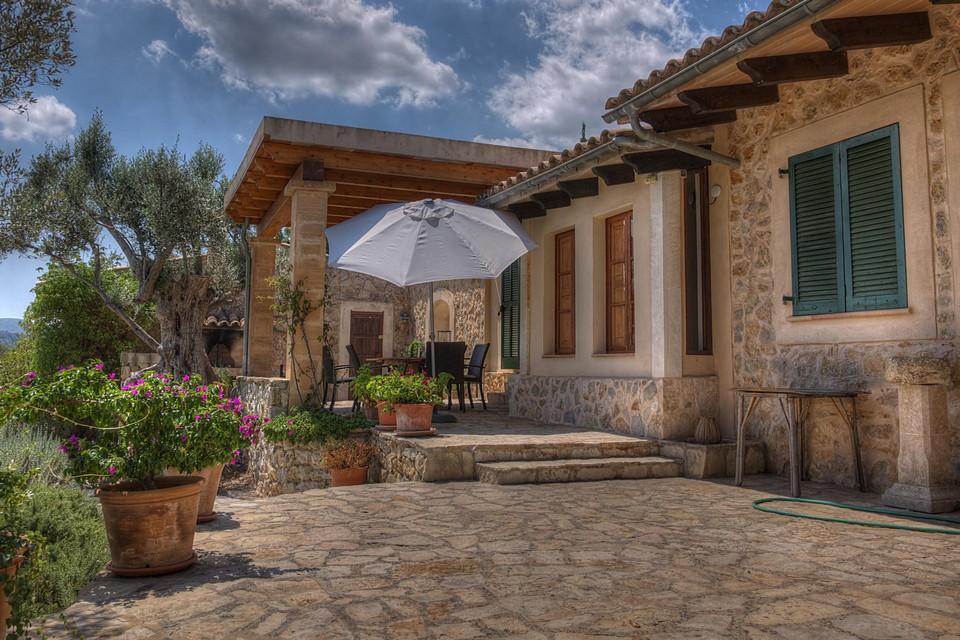 Bestaat het huis op Mallorca echt?