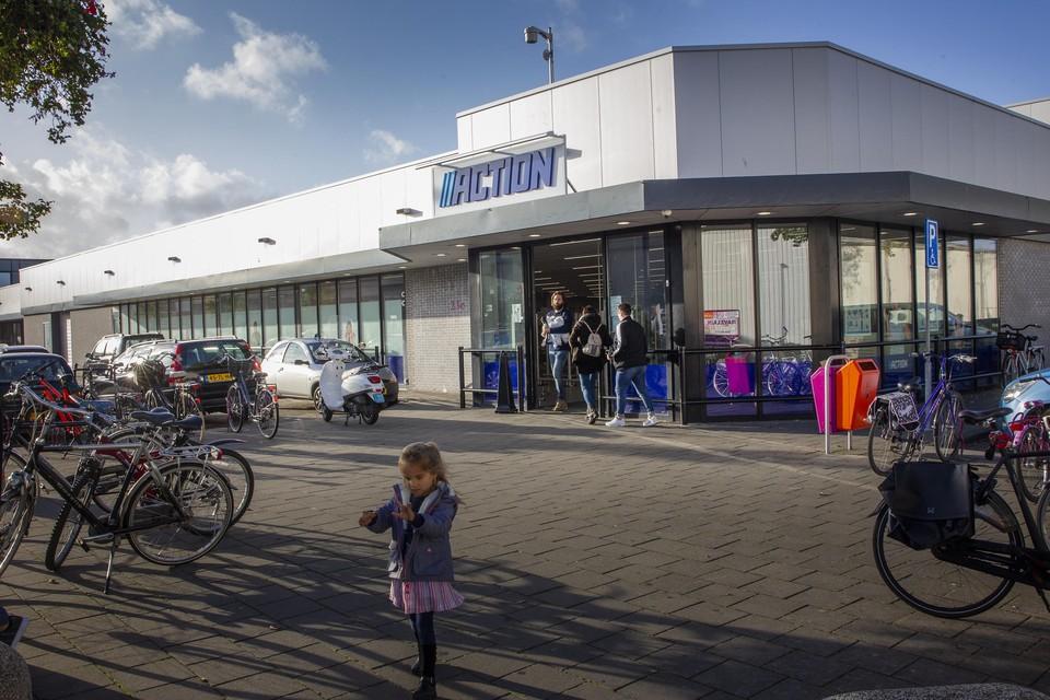 De Action in Den Helder. Voor de Rabobank is strikte scheiding van branches achterhaald.