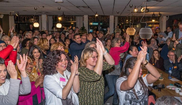Op Roet uit Hoorn grijpt naast ere-titel 'Ambassade van de Verdraagzaamheid 2019' [video]