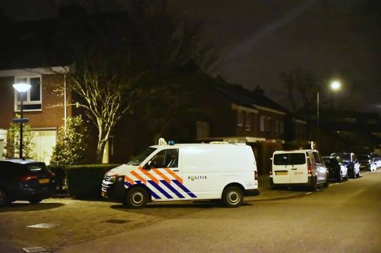 Politie zoekt inbreker met nat pak in Beverwijk
