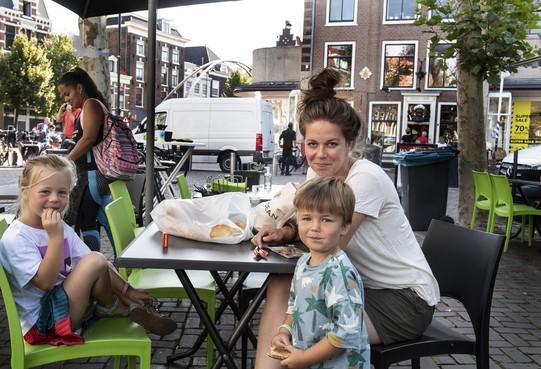 Botermarkt blij met 'bevrijding' Wienen: 'treurig dat zijn beveiliging nodig was'