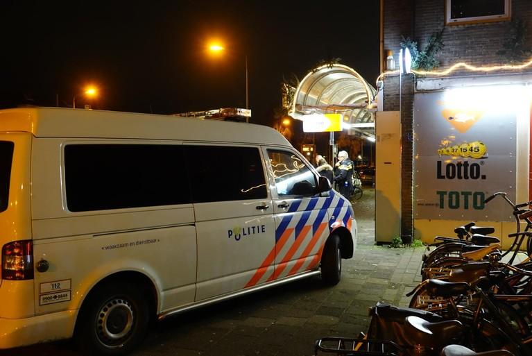 Gewapende overval bij sigarenzaak aan Kepplerstraat in Zaandam