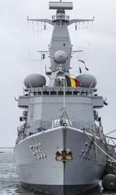 Onder personeel van Koninklijke Marine is onrust ontstaan, na coronabesmetting op Belgisch fregat waar zij onderhoudswerk deden
